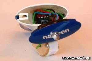 Дистанционное управление камерами nikon на avr микроконтроллере attiny13v CVAVR AVR CodeVision cvavr.ru