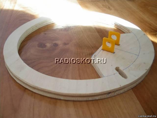 схеме металлоискателя