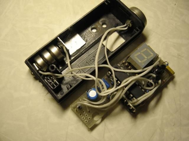 """Два в одном флаконе или эмулятор ключей домофонов """"Цифрал"""" и """"Метаком""""."""