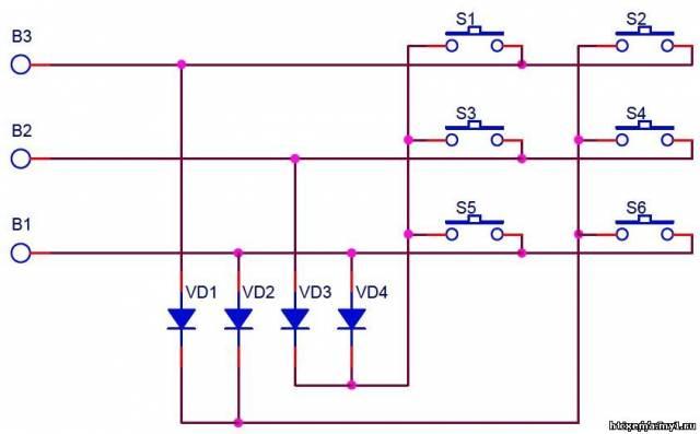 Импульсный металлодетектор на ATmega8 + ЖКИ часть1