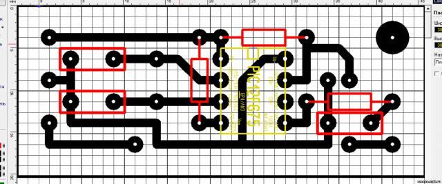 Автоматический регулятор скорости вращения вентилятора на PIC12f675 (Реобас)