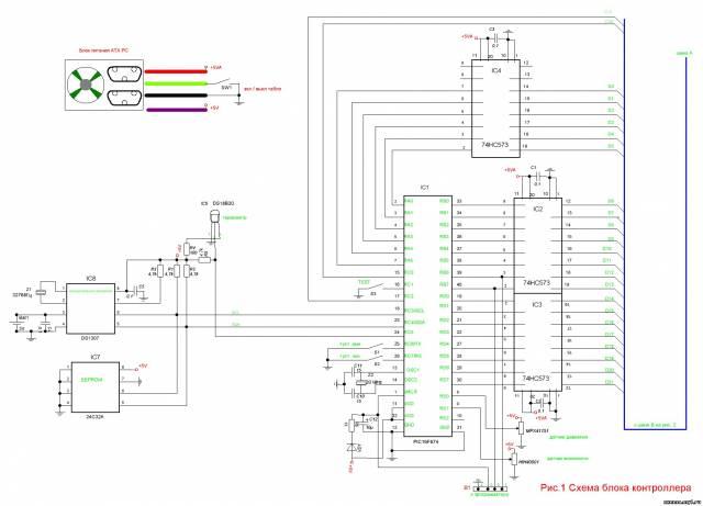 Устройства на микроконтроллерах пик 19 фотография