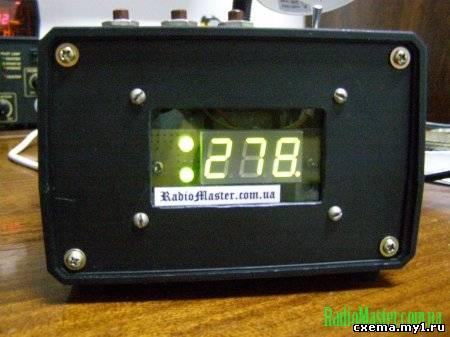 Регулятор температуры паяльника своими руками