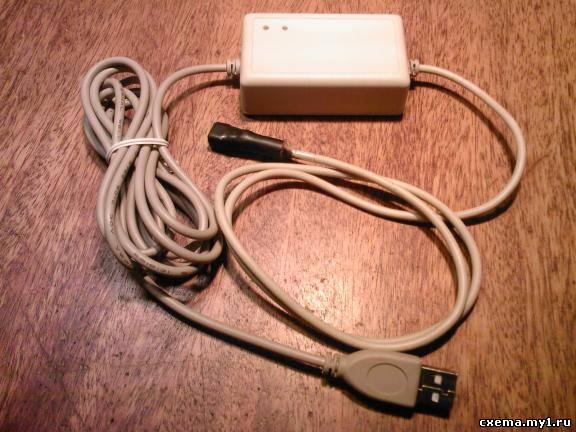 USB программатор для AVR  USBasp