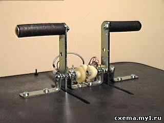 Более сложные педали для компьютера