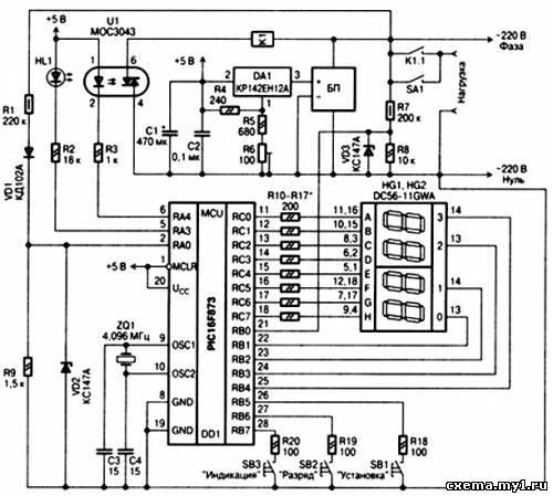 Использование микроконтроллера