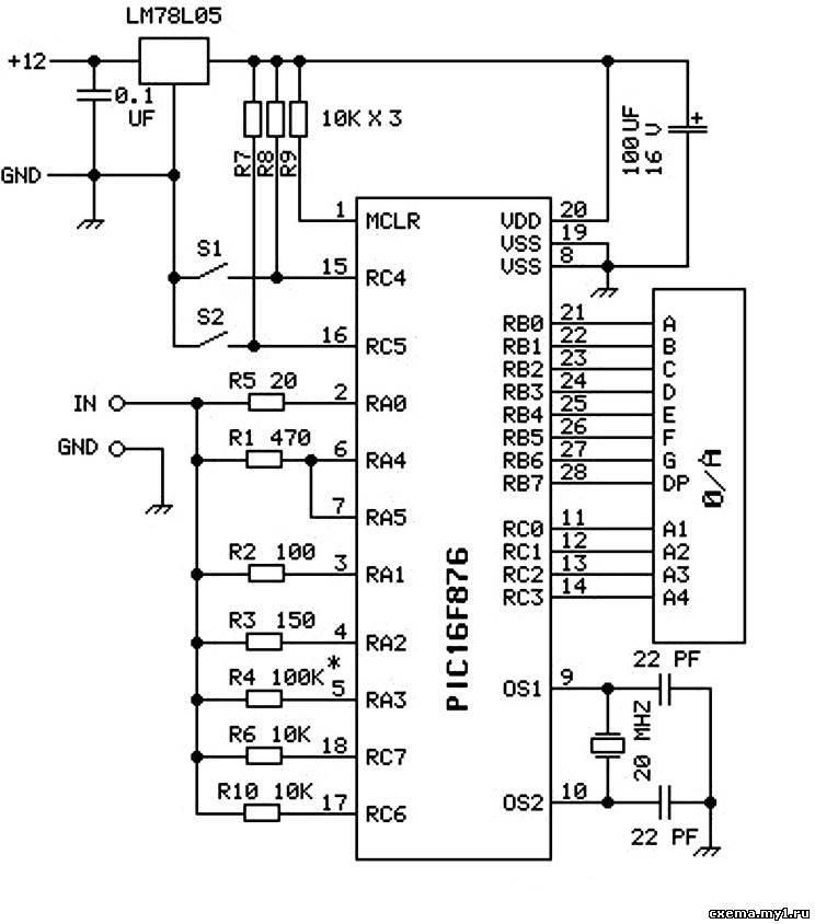 Прибор для проверки транзисторов своими руками фото 704