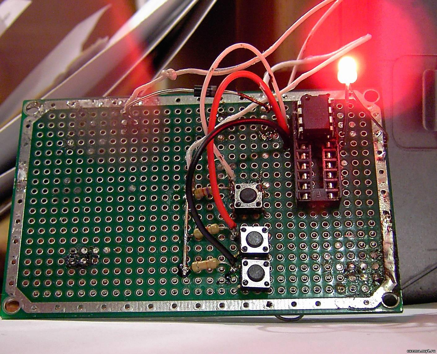 схема терморегулятор для инкубатора на lm393