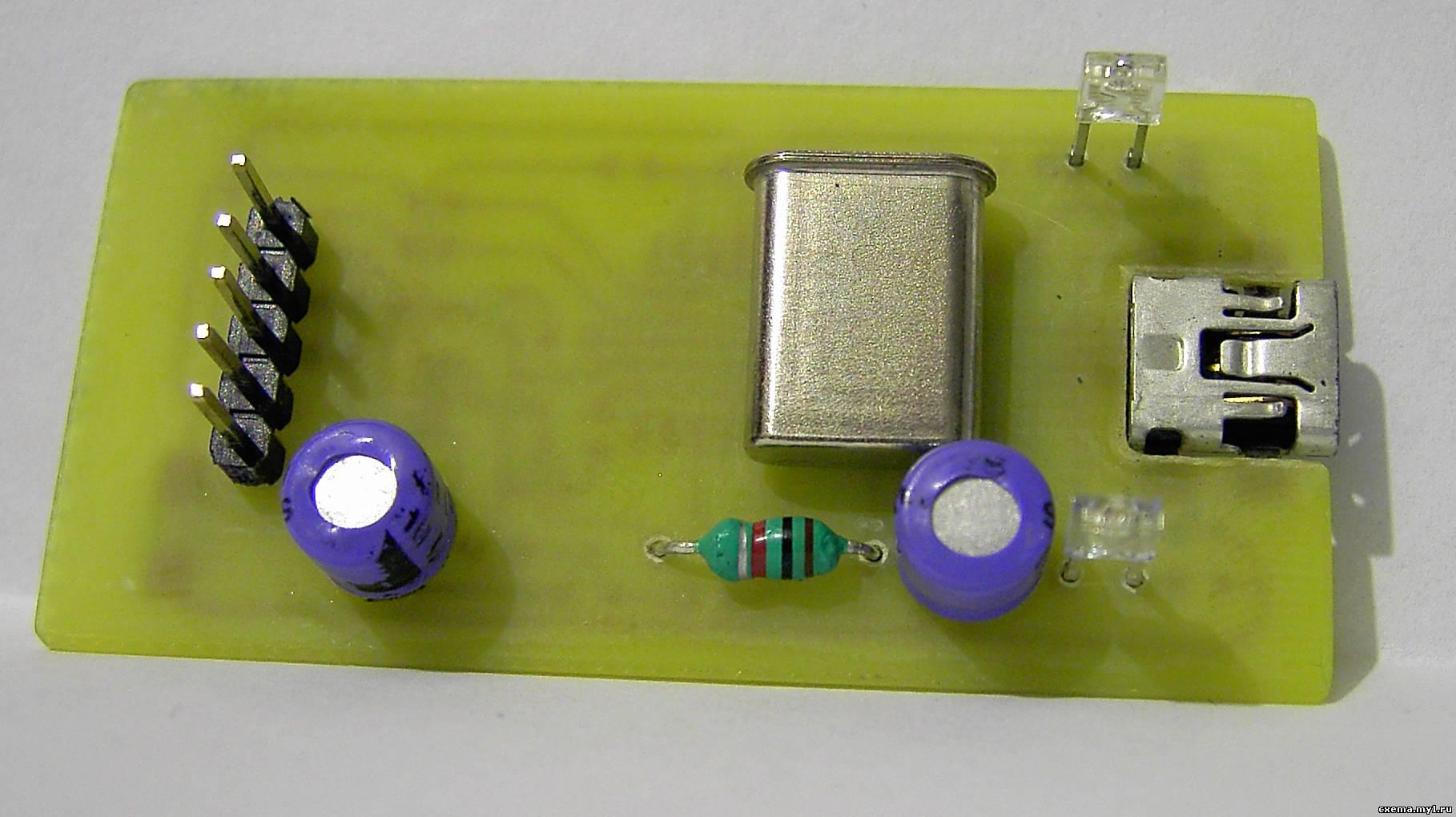 схема релаксационного генератора для электроудочки