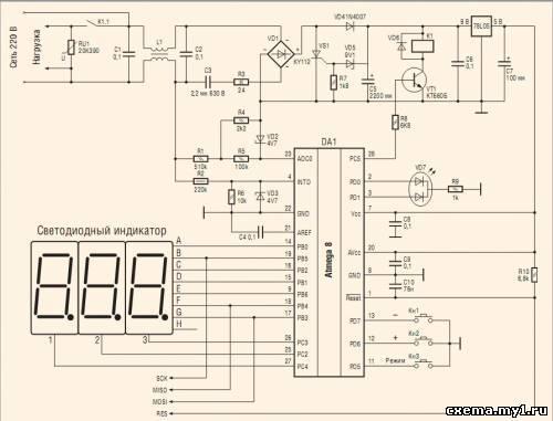 Микроконтроллеры AVR защищают