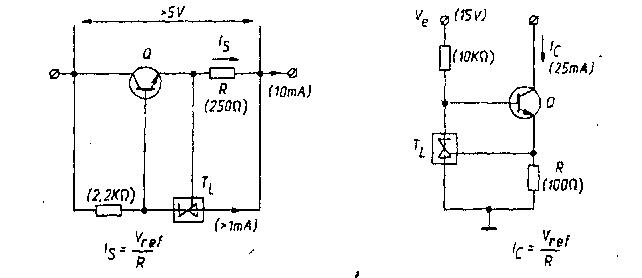 генератор стабильного тока