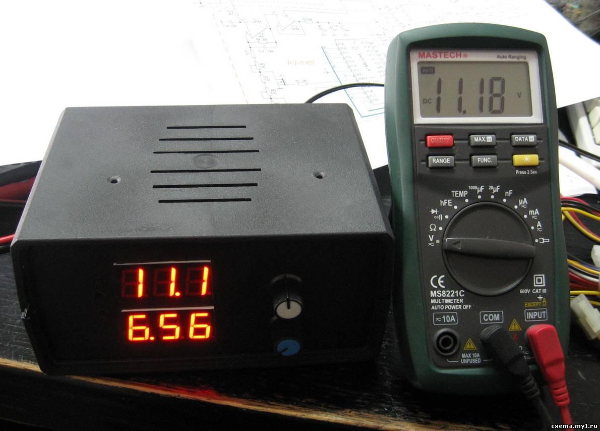 электрическая схема 200 1