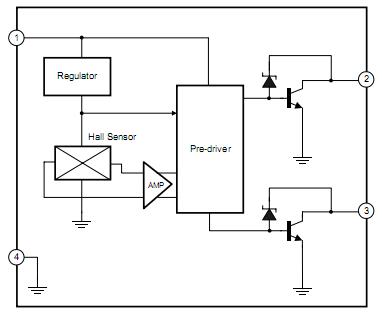 Схема включения кулера