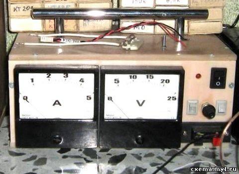 ПРИСТАВКА-АВТОМАТ ДЛЯ ЗАРЯДНОГО УСТРОЙСТВА CVAVR AVR CodeVision cvavr.ru