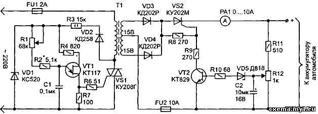 Транзистор КТ117 найти не