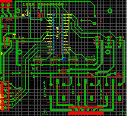 Терморегулятор для электрического котла CVAVR AVR CodeVision cvavr.ru