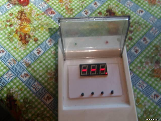 Терморегулятор электро котла