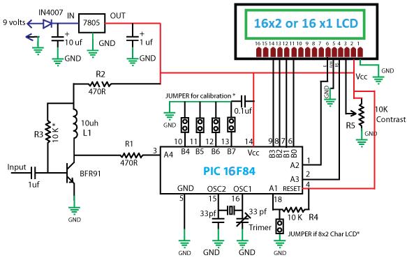 Частотомер на микроконтроллере своими руками 34