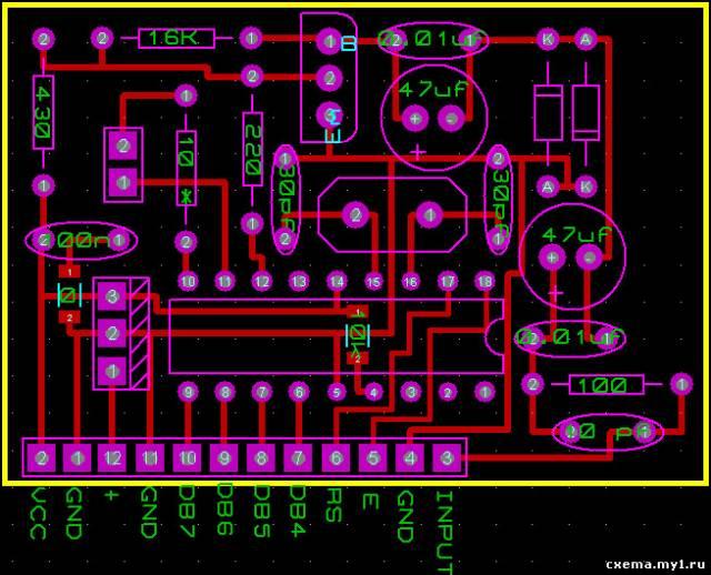Частотомер на pic16f628a CVAVR AVR CodeVision cvavr.ru