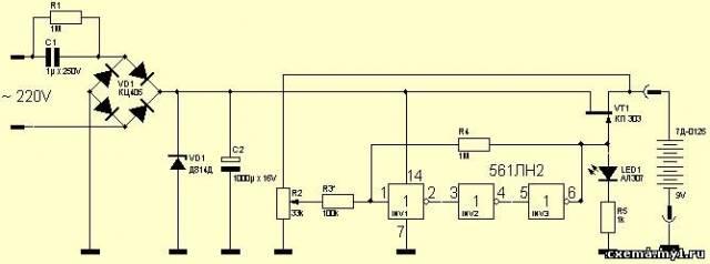 Зарядные устройства (для