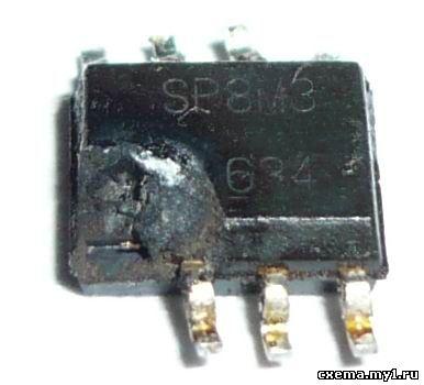фильтра инвертора С302.
