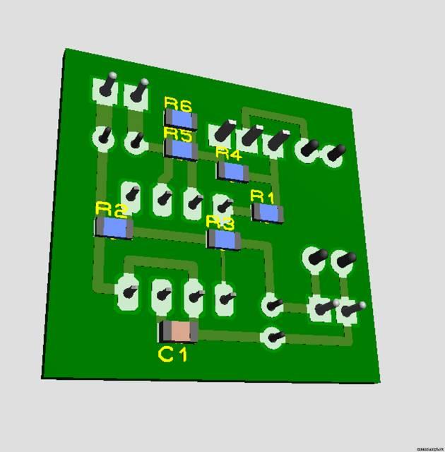 Импульсный стабилизатор напряжения на mc34063 (5В, 3А) CVAVR AVR CodeVision cvavr.ru