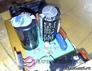 Импульсное ЗУ для зарядки аккумуляторов
