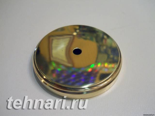 Простые часы в стиле стимпанк CVAVR AVR CodeVision cvavr.ru