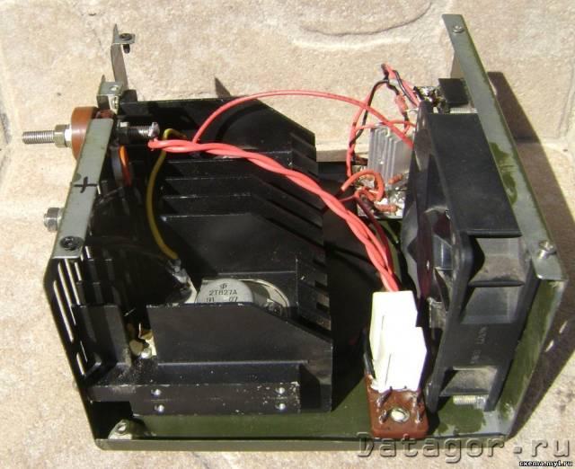 Аналог мощного стабилитрона как тестовая нагрузка для проверки зарядных устройств автомобильных аккумуляторов