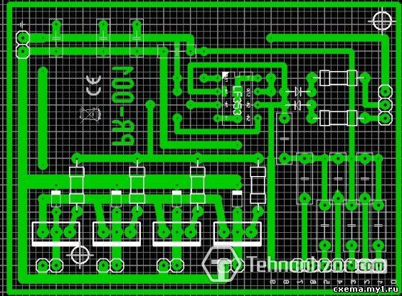 Блок управления для промывки форсунок 142