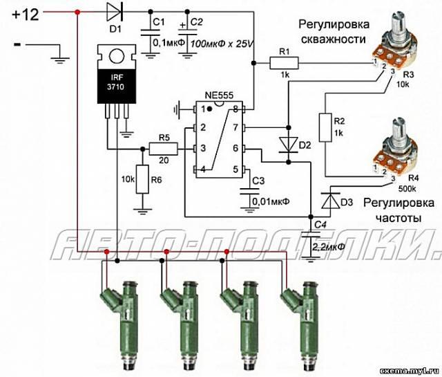 Импульсные усилители на транзисторах