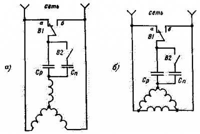 Что необходимо знать о работе трехфазного электродвигателя в однофазной сети