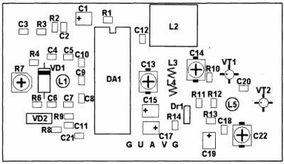 Миниатюрная система видеонаблюдения CVAVR AVR CodeVision cvavr.ru
